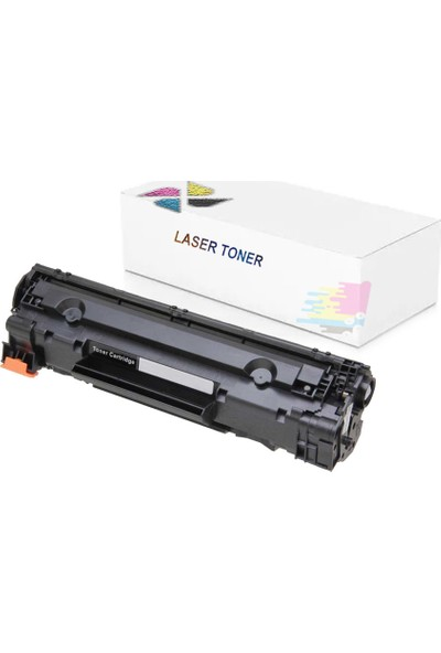 inkwell LaserJet Pro M127fw Muadil Toner 1600 Sayfa Siyah