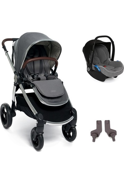 Mamas & Papas Ocarro Travel Sistem Bebek Arabası Grey Mist