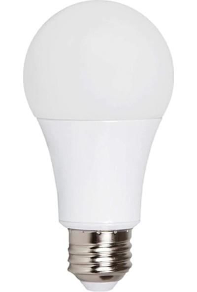 İsra 10W E27 Duylu 6500 K Beyaz Işık LED Ampül