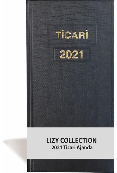 Lizy Ticari Ajanda, 2021 Yılı 17 x 33 cm