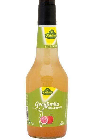 Kühne Greyfurtlu Elma Sirkesi 500 ml