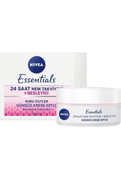 Nivea Essentials 24 Saat Nem Takviyesi