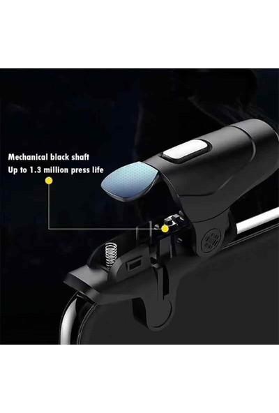 Js Universal Oyun Joystick Gamepad Pubg Tetik Düğmesi L1 R1