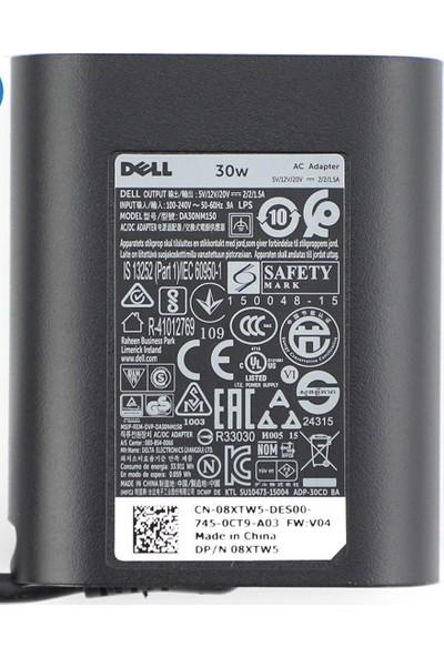 Dell 30W Type C Şarj Adaptörü DA30NM150, 08XTW5, 8xtw5, LA30NM150