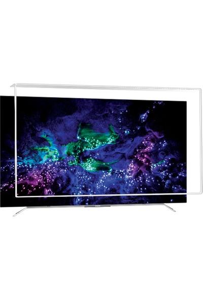 """Mottoglass Finlux 65"""" Tv Ekran Koruyucu"""