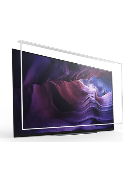 """Mottoglass Nexon 43"""" Tv Ekran Koruyucu"""