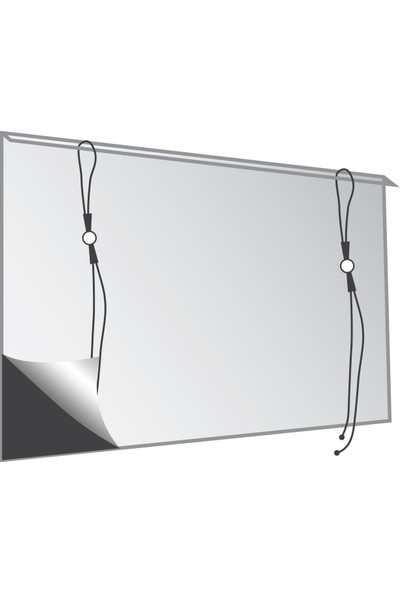 Mottoglass Samsung 43TU8000 Tv Ekran Koruyucu