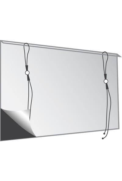 """Mottoglass Samsung Kavisli 43"""" Curved Tv Ekran Koruyucu"""