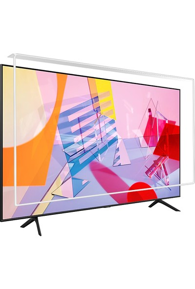 Mottoglass Samsung QE58Q60T Tv Ekran Koruyucu