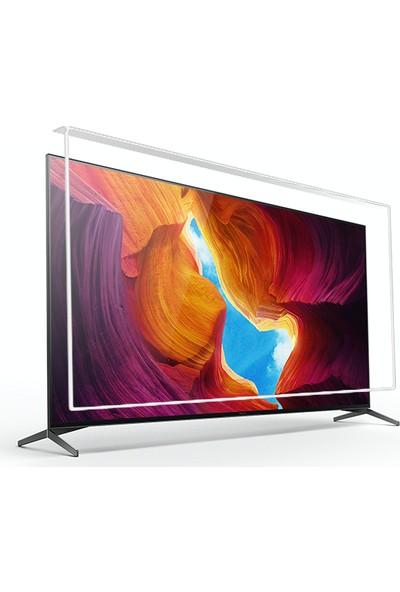"""Mottoglass Toshiba 50"""" Tv Ekran Koruyucu"""