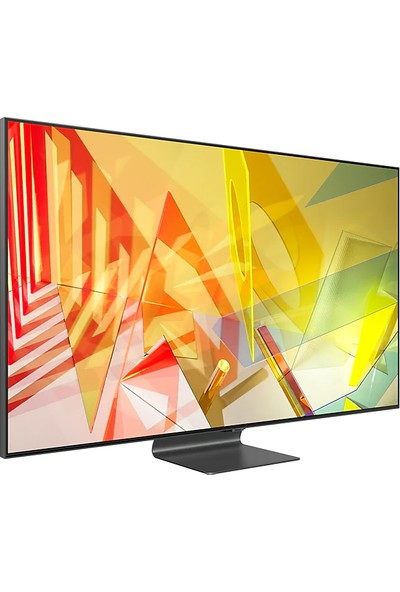 "Samsung 55Q95T 55"" 139 Ekran Uydu Alıcılı 4K Ultra HD Smart QLED TV"
