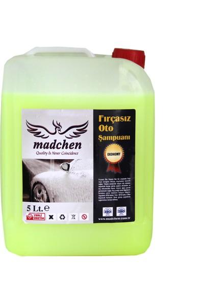 Madchen Fırçasız Araba Şampuanı 5 lt