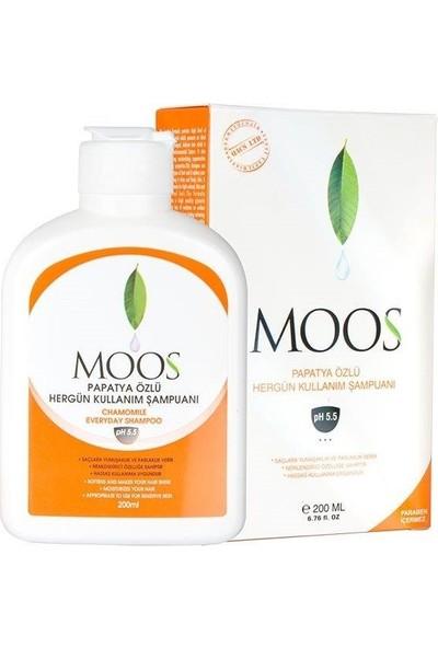 Moos Papatya Özlü Şampuan 200 ml