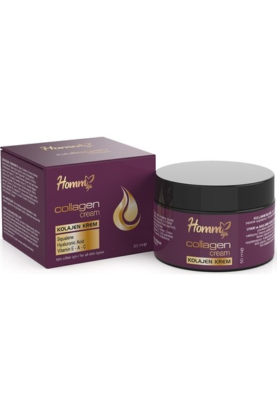 Homm Life Collagen Cream 50 ml