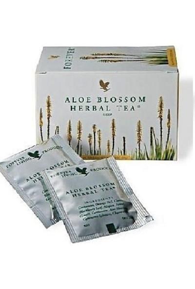Forever Living Aloe Blossom Herbal Tea- Aloe Veralı Bitki Çayı