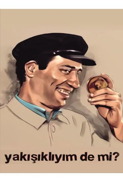 Ahşap Tasarım Şaban - Retro Ahşap Poster