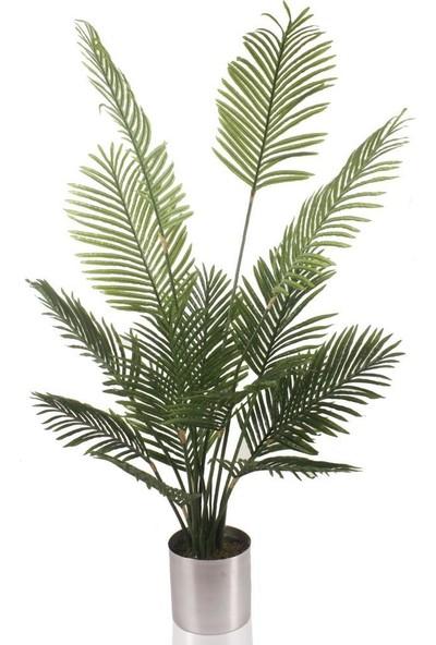 Nettenevime Yapay Ağaç Areka Ağacı Palmiye Ağacı Salon Bitkisi 170CM