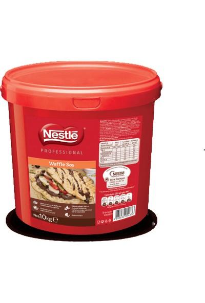 Nestle Professional Waffle Çikolata 10 kg