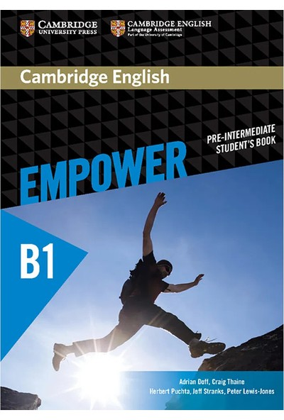 Empower B1 Pre Intermediate With Online Assessment