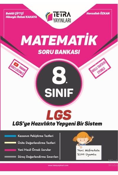 Tetra Yayınları Matematik 8. Sınıf Lgs Soru Bankası