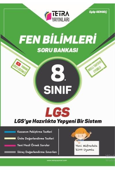 Tetra Yayınları Fen Bilimleri 8. Sınıf Lgs Soru Bankası