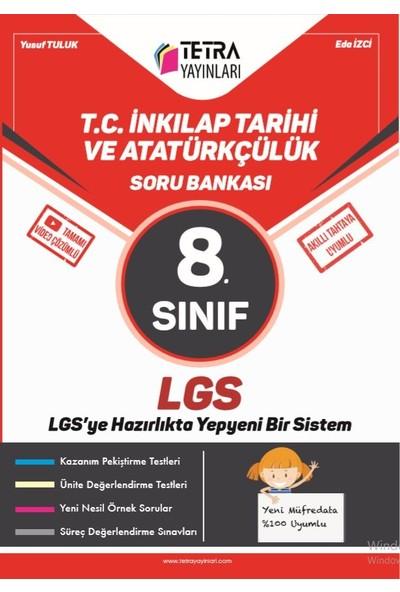 Tetra Yayınları Inkılap Tarihi ve Atatürkçülük 8. Sınıf Lgs Soru Bankası