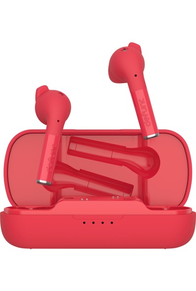 Defunc True Plus Bluetooth Kulakiçi Kulaklık Red