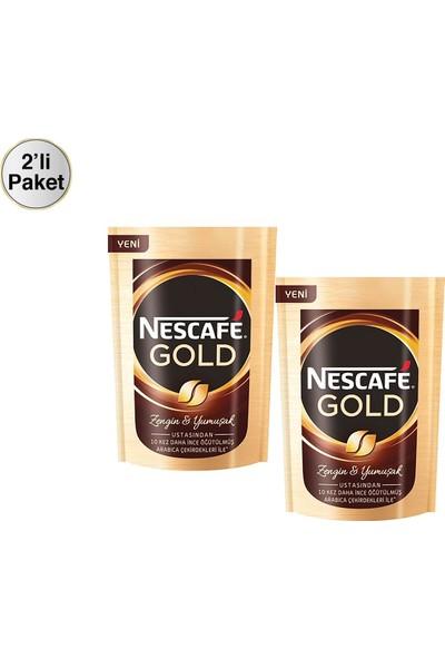 Nescafe Gold Eko 100 gr X 2