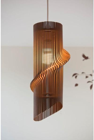 Tsd Dekorasyon Lazer Kesim Sarkıt TSD2125