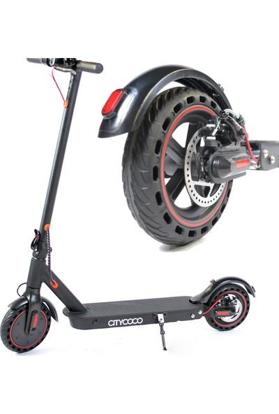 Citycoco 350W Amortisörlü X350 Pro Elektrikli Scooter