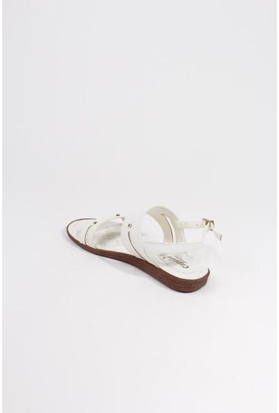 Oflaz KD193015 Günlük Kadın Sandalet