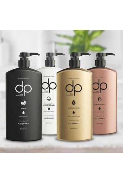 Daily Perfection Pamuk Sütü & Buğday Özlü Tuzsuz Şampuan 800 ml