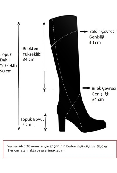 Fox Shoes Beyaz Kadın Çizme J749198309