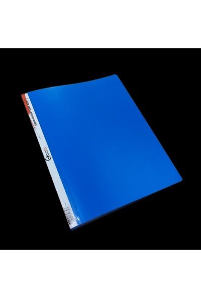 Globox Sunum Dosyası Mavi 10'lu