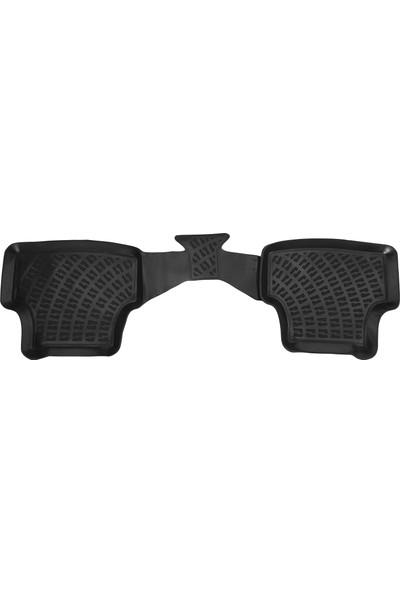 AccessoryPart Seat Leon 3 & Polo 6 4d Havuzlu Paspas 2013 Model ve Sonrası Siyah