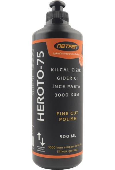 Netfer 3'lü Pasta Set - 3x500 ml