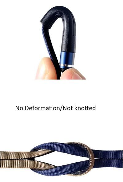 Tonmeister Makt 2.4A USB Lightning Şarj ve Data Kablosu 1 mt