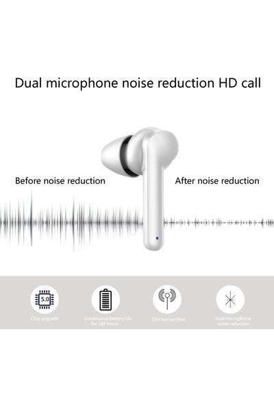 Tonmeister Truebuds T2 TWS Stereo Earbuds Bluetooth 5.0 Kablosuz Kulaklık
