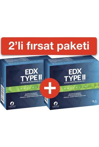 EDX TYPE II KOLLAJEN (2'Lİ PAKET)