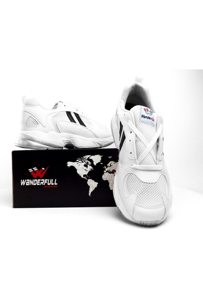 Wanderfull Beyaz Spor Ayakkabı 4023