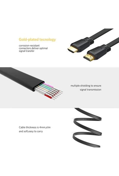 Ugreen HDMI 2.0 4K Ses ve Görüntü Kablosu 1.5 Metre