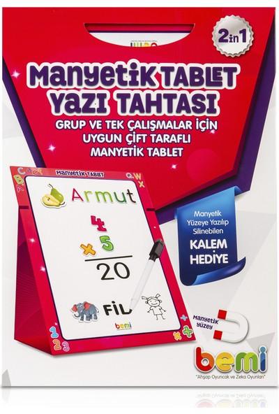 Jest Bemi Manyetik Yazı Tahtası - Eğitici Zeka Strateji Çocuk Oyunu - Sağlıklı Magnet Oyunu