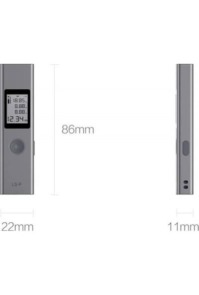 Xiaomi Duka Atuman 40M Lazer Mesafe Bulucu Ls-P - (Usb-C) Hızlı Şarj
