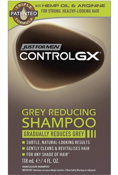 Just For Men Controlgx Gri Saçları Koyulaştıran Şampuan 118 ml