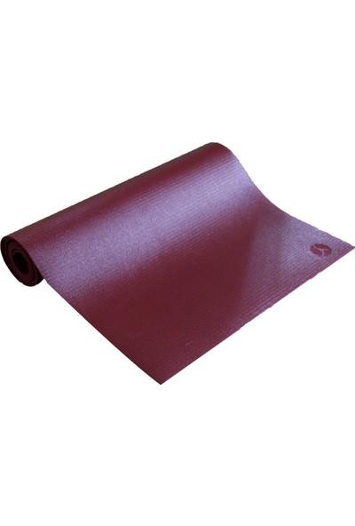 Yogatime Yoga/pilates Pro-Mat 5 Mm. Kaymaz Bordo