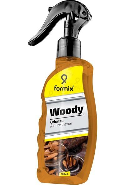 Formix Atomizörlü Koku Woddy 180 ml