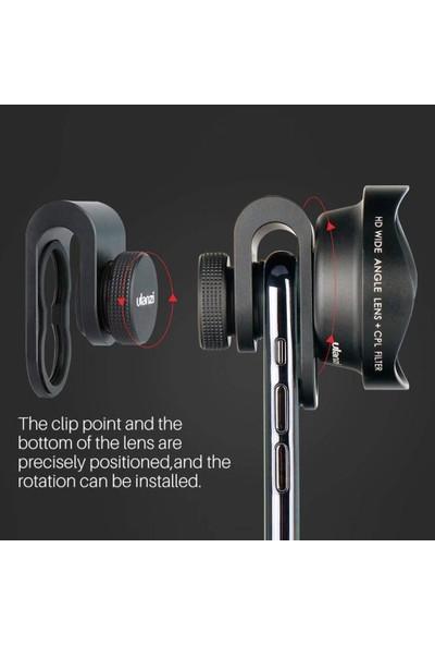 Ulanzi 65MM Telefoto Profesyonel Telefon Lensi
