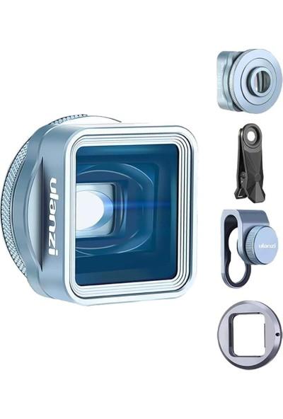 Ulanzi 1.33X Anamorphic Telefon Lensi V2