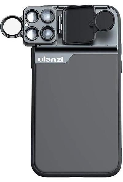 Ulanzi U-Lens Iphone 11 Pro Çoklu Profesyonel Lens