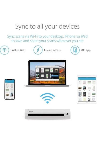 Doxie Go Se Wi-Fi - Daha Akıllı Wi-Fi Tarayıcı